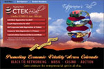 Don Wrege - Designer - CTEK eBall Invitation image package